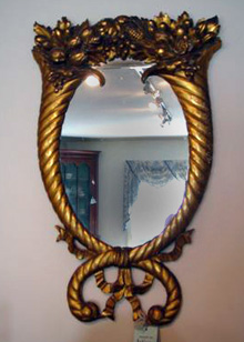 Pleasant Bay antique mirror